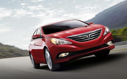 2014 Hyundai Sonata: New Improved Mid-Size Sedan