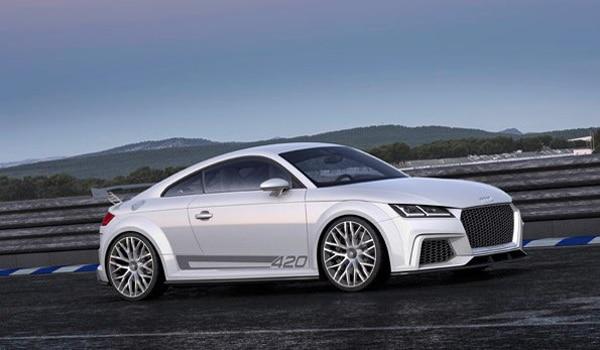 Audi TT Quarto Sport Concept
