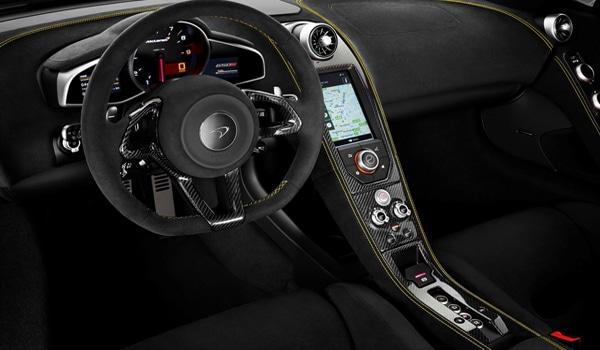 McLaren 650S - Interior