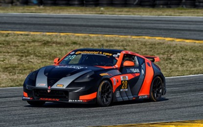 TBR Shows Impressive Performance with 370Z Nissan NISMO
