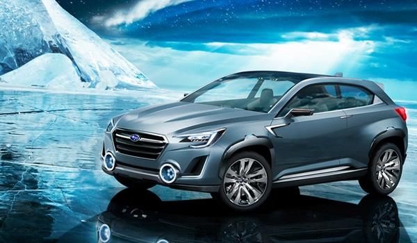 Subaru VIZIV 2 Concept - Exterior