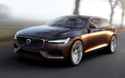 Volvo will Display Concept Estate at the 2014 Geneva Motor Show