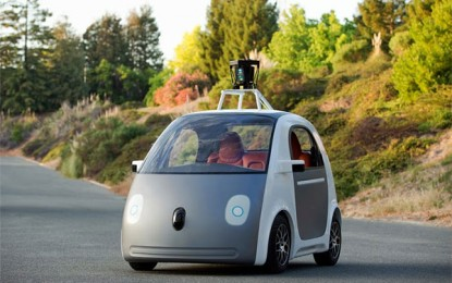 Google Starts Manufacturing its Driverless Car in Detroit