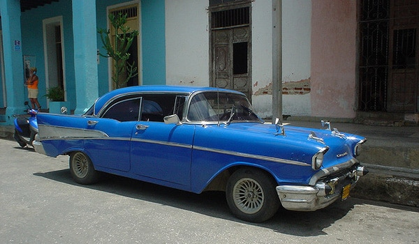 Crazy Car Prices in Cuba