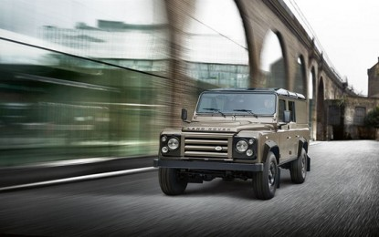 Here's How You Can Prevent Your Land Rover Defender From Being Stolen