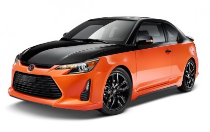 Scion tC Release Series 9.0: A New Limited-Run Car