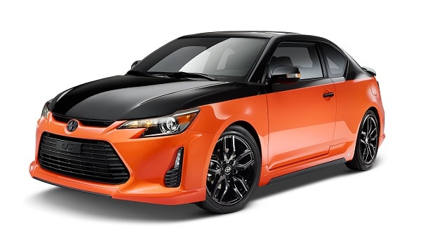 scion tc release series 9 0 a new limited run car. Black Bedroom Furniture Sets. Home Design Ideas