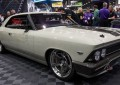Ring Brothers Modernizes a Classic '66 Chevelle for SEMA 2014