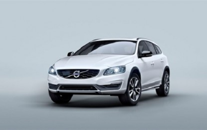 2015 Volvo V60 Cross Country: A Comfortable All-Weather Station Wagon