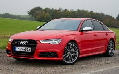 The Enhanced 2016 Audi S6