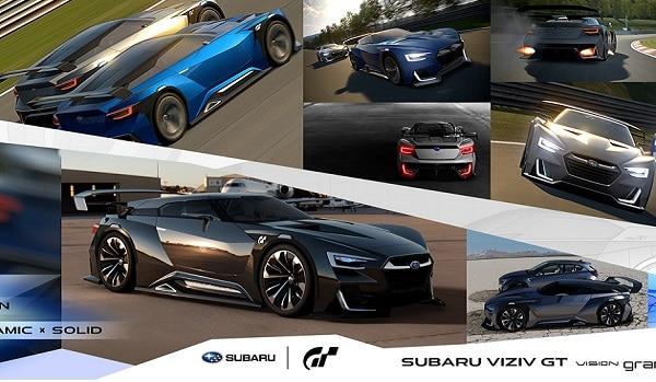 Subaru Reveals VIZIV GT Vision