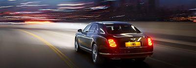 2015 Bentley Mulsanne Speed - Back_opt