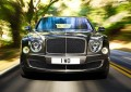 Elegance in 2015 Bentley Mulsanne Speed