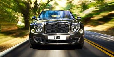 2015 Bentley Mulsanne Speed - Exterior_opt