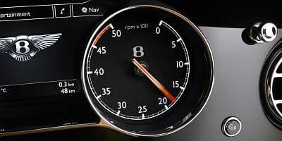 2015 Bentley Mulsanne Speed - Meter_opt