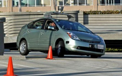The Idea of Autonomous Cars is More than 100 Years Old