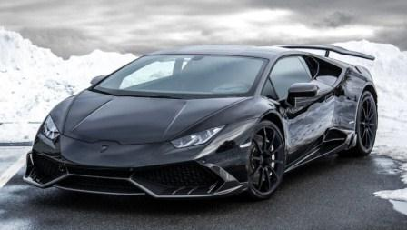 Mansory Lamborghini Huracan