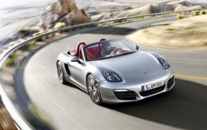 Porsche is Back With New Boxster Spyder