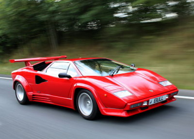 The Cars That Made Lambo