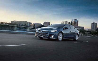 5 Best Toyota Cars in UAE