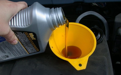 Extend Vehicle Life by Checking Fluids