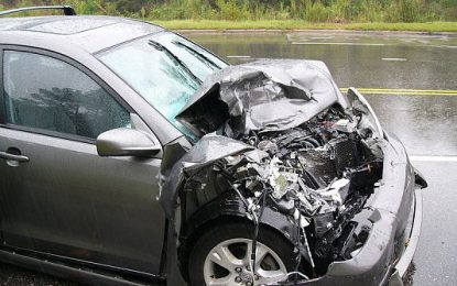 Stay Calm after an Auto Accident and Do This