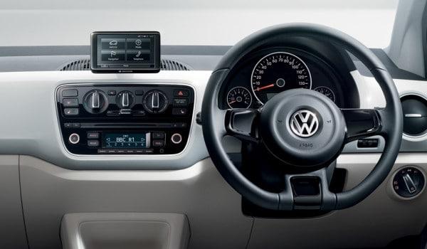 Volkswagen Up - Features