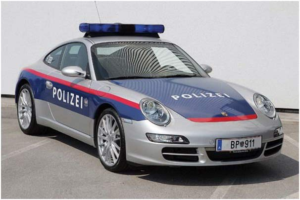 Scariest Police Cars