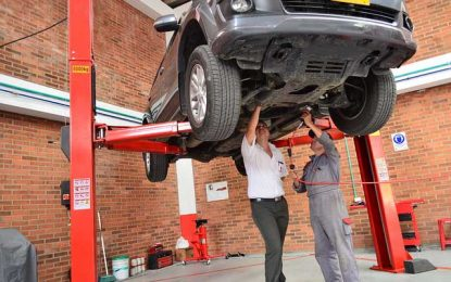 What is Involved in an MOT?