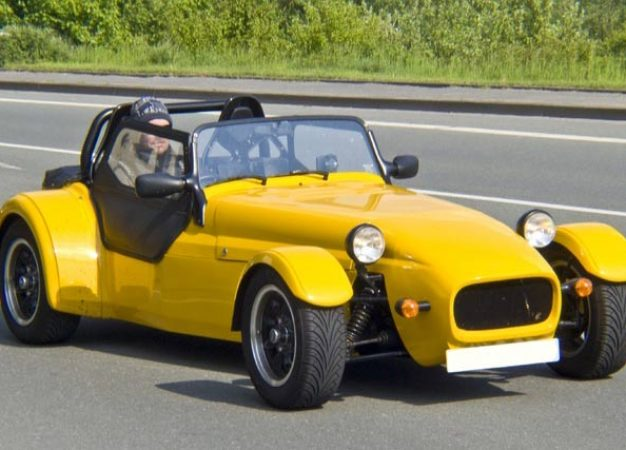Caterham 620s review