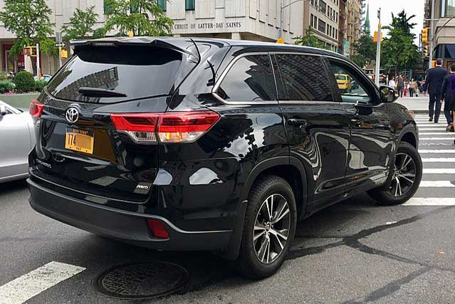All Time Favorite Family Suv Toyota Highlander