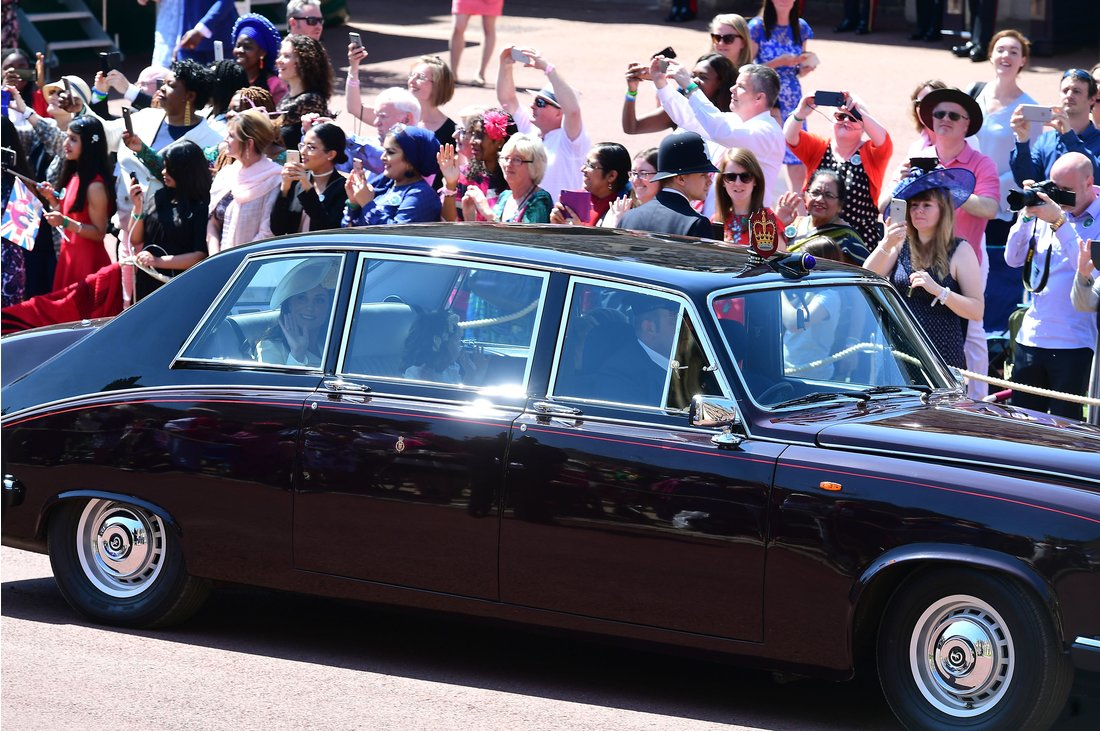 Kate Middleton's Vintage Daimler