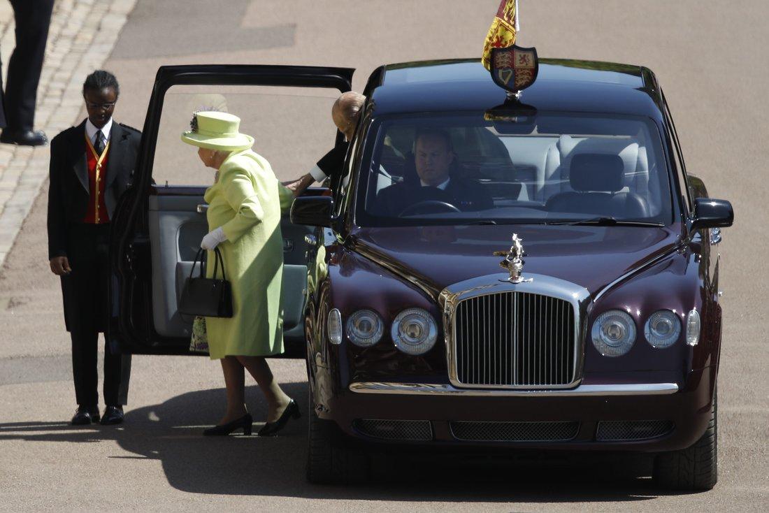 Queen's State Bentley