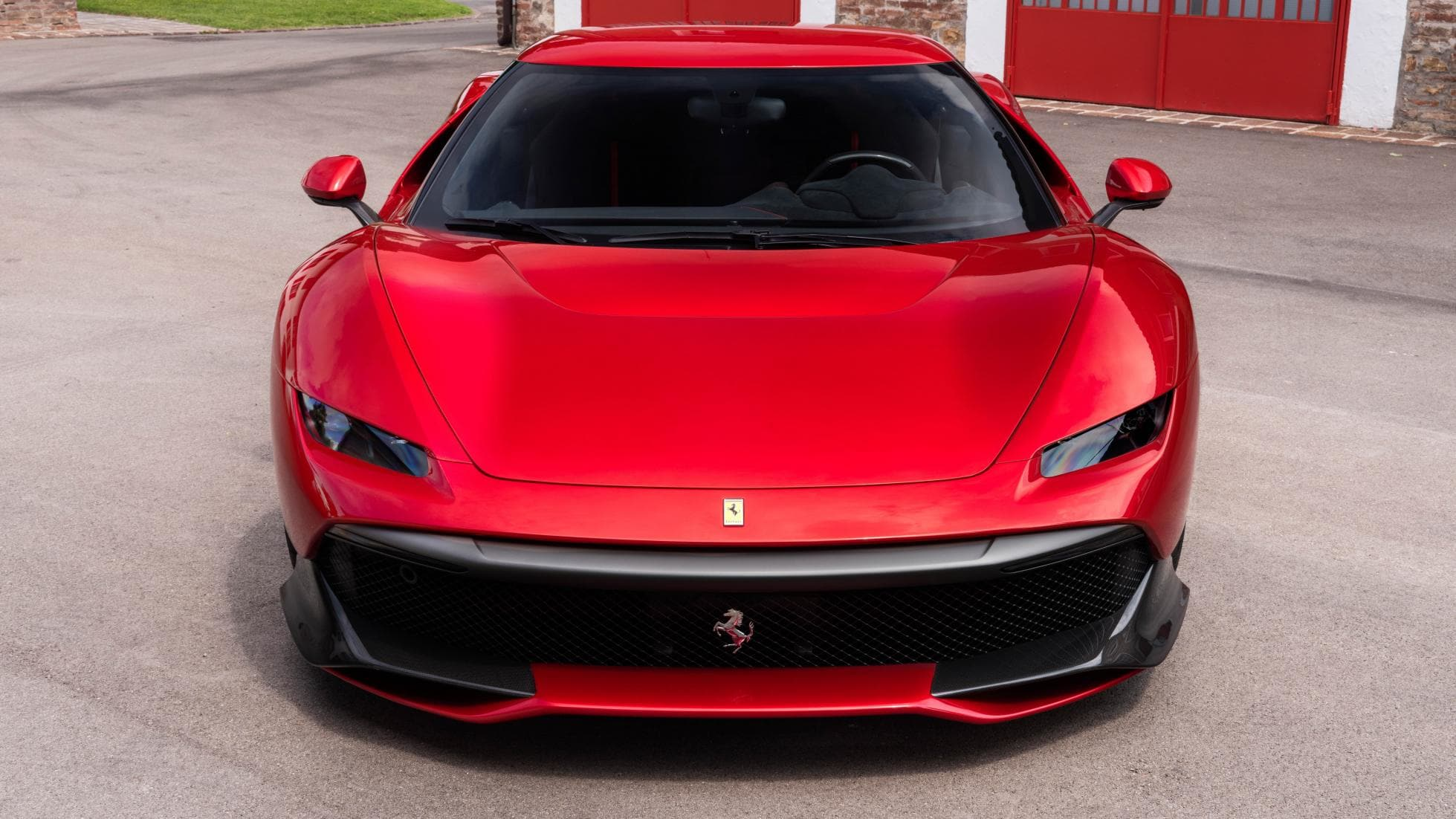 car ferrari sp38