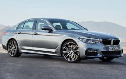 4 Reasons to Consider the BMW Series 5