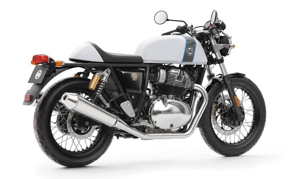 GT 650cc bike