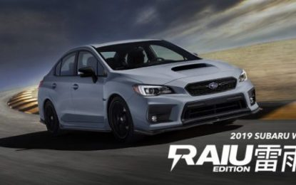 The All-New Thundering Subaru WRX is here! And guess who's it for?
