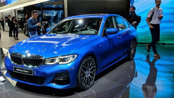 BMW hybrid 330e