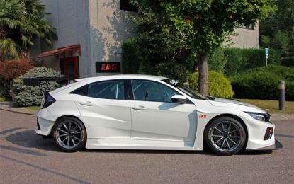 Honda Civic Type-R TCR Race Car Available for Racing-Customers in North America