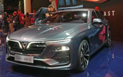 A Glimpse into the 2018 Paris Auto Show