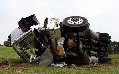 The Most Common Causes of Truck Crashes and How You Can Avoid Them