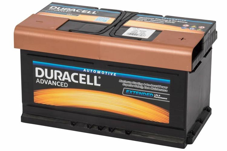 Duracell Auto Batteries
