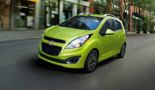 2013 Chevrolet Spark Manual Hatchback - Exterior
