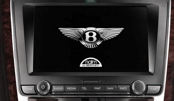 2014 Bentley Flying Spur - Features