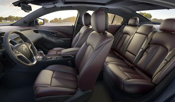 2014 Buick LaCrosse - Interior