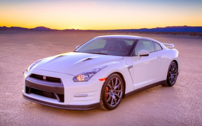 Nissan Announces the Launch of 2014 GT-R Special Edition