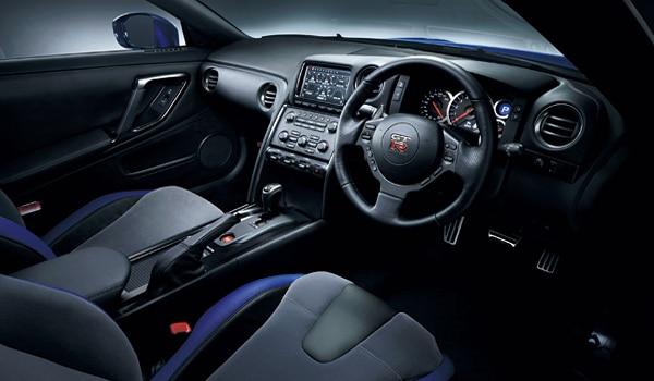 2014 Nissan GT-R Special Edition - Interior