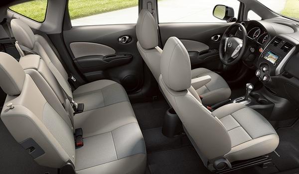2014 Nissan Versa Note Hatchback - Interior