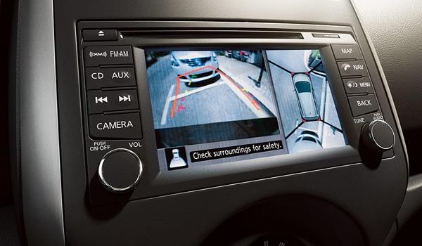 2014 Nissan Versa Note Hatchback - Safety