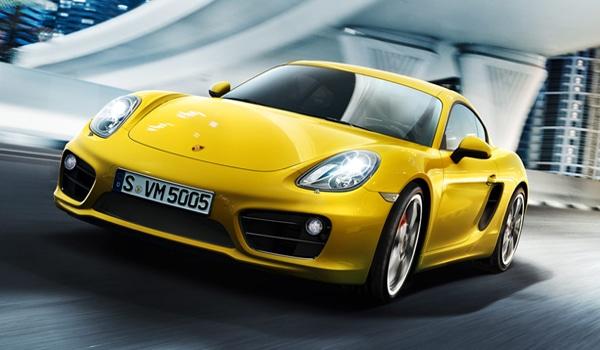 2014 Porsche Cayman S PDK Automatic - Exterior